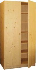 Dřevěná skříň - 862 lak