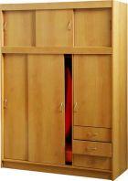 Skříň s posuvnými dveřmi - 3000