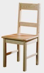 Jídelní židle - II. č.743 a č.743W