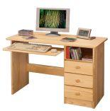 Počítačový stůl masiv - 8844