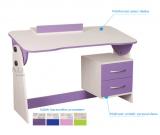 Psací stůl univerzální - C130 Casper + dárek doprava ZDARMA
