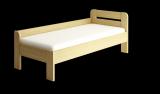 Jednolůžková postel - Dream J45803A (J45903A,J50803A,J50903A)
