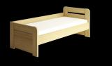 Jednolůžko - postel - Dream J45804B (J45904B,J50804B,J50904B)