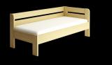 Jednolůžková postel - Dream J45805A (J45905A,J50805A,J50905A)