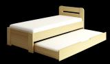 Jednolůžko - postel - Dream J45801B (J45901B,J50801B,J50901B)