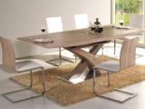 Dřevěný jídelní stůl - Raul + dárek doprava ZDARMA