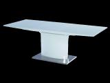 Jídelní stůl bílý lak - Loreto + dárek doprava ZDARMA