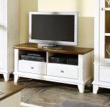Televizní stolek - Georgia 2 zásuvky, 2 niky + dárek doprava ZDARMA