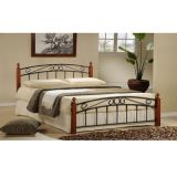 Kovová postel - Dolores