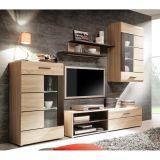Obývací stěna - Presli + dárek doprava zdarma