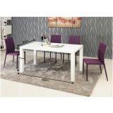 Rozkládací jídelní stůl - Asper 4