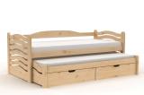 Rozkládací postel - Ivanka L915 + dárek doprava zdarma