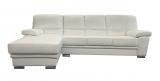 Kožená rohová sedací souprava - Sarabanda 3P1BR+CL