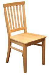Dubová jídelní židle - Z07 Alena