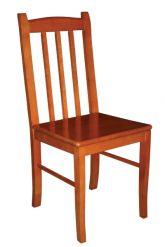 Celodřevěná jídelní židle - Z74 Monika