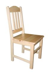 Jídelní židle z masivu - B161 Miluše