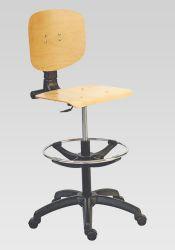 Dílenská židle - 1290 L MEK