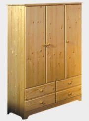 Šatní skříň - Natali č.125