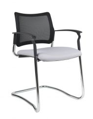 Jednací židle stohovatelná - 2170/S Rocky NET C