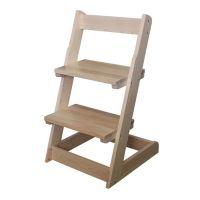 Židle dětská polohovací celodřevěná - B162 + dárek doprava ZDARMA