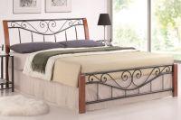 Kovová postel - Parma