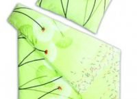 Ložní povlečení mikro - Pampeliška pistácie