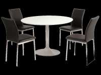 Kulatý jídelní stůl - Flavio