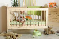 Dětská postýlka (postel) - č.D213/B