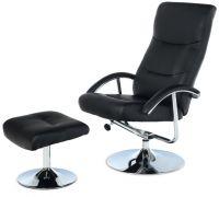 Relaxační křeslo s podnožkou - HL-755