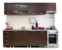 Kuchyňská linka - Rea Alfa UP sestava č.1