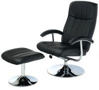 Relaxační křeslo s podnožkou - HL-710