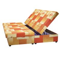Dvoulůžková postel - Sára P14