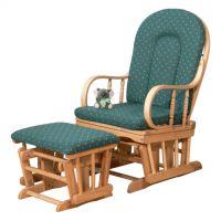 Relaxační křeslo s podnožkou - Glider 87107 + dárek doprava zdarma