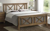 Dvoulůžková postel - Texas