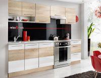 Kuchyňská linka - Relax 240 mat