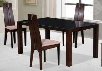 Skleněný jídelní stůl - Silvano
