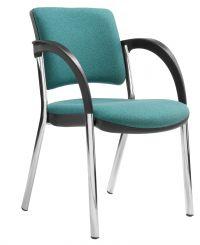 Jednací židle - 2040 C Signo vč.područek