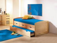 Rozkládací postel s přistýlkou - Marinella 8806
