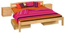 Dvoulůžková postel - 8805