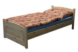 Jednolůžková postel - B076