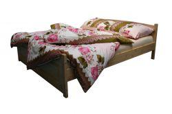 Dvoulůžková postel - B078