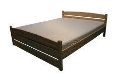 Dvoulůžková postel - B087