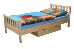 Jednolůžková postel - B098