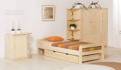 Jednolůžková postel - Laďka č.100
