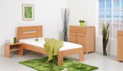 Jednolůžková postel - Metaxa 90 č.132/BC