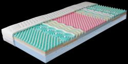 Matrace - Single 3D technologie