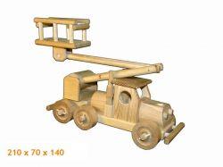 Auto s plošinou - TSV80