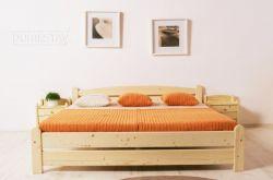 Dvoulůžková postel - č.151/S Toro