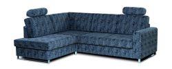 Rohová sedací souprava - Tiffany 1UB+ROH+2R-1 Jech