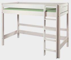 Etážová postel - Bella vysoká bílá č.B0387